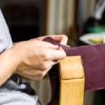 process 7丁用手縫いシザーケース