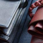 手縫いのトリマーさん用シザーケース2種