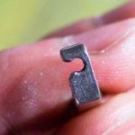 小物用ミシン抑えの改良