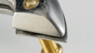 Vergez Blanchard Edge Marking Tool (ネジ捻)の加工と、日本の道具屋さんの現状について