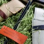 あなたならどう使う?イタリアとフランスの山羊革で作る一丁用シザーケース。