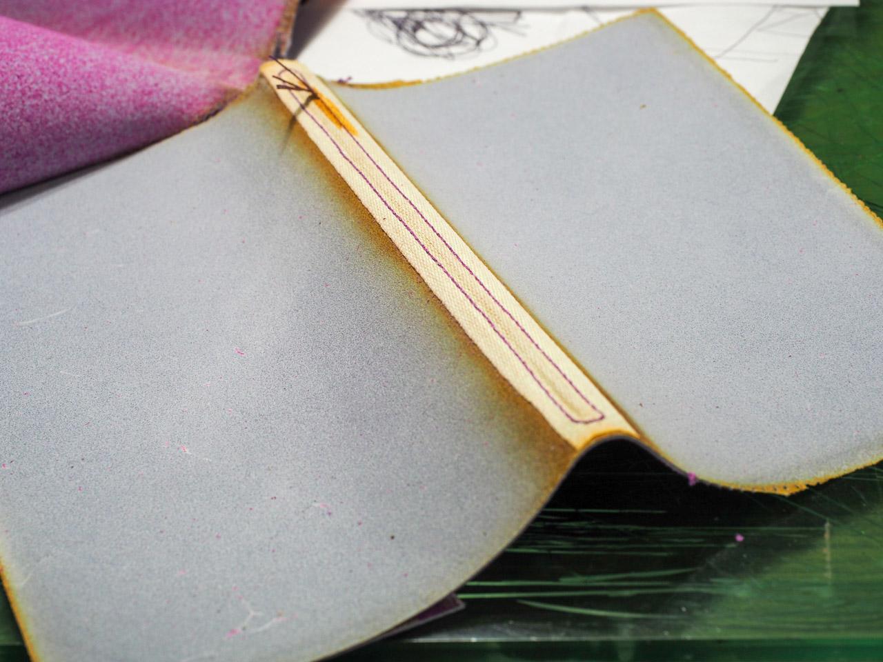 帆布の芯材