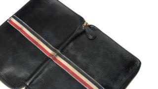 革製品の脂汚れ落とし方法