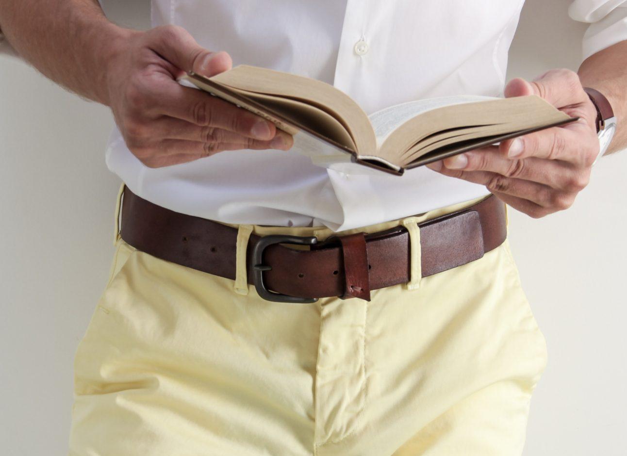 革ベルトのお手入れ方法