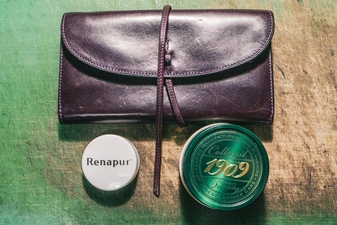 7年使った財布