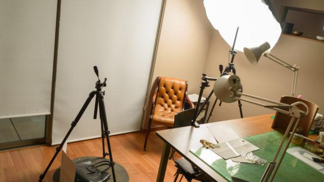 商品撮影のライティングテク