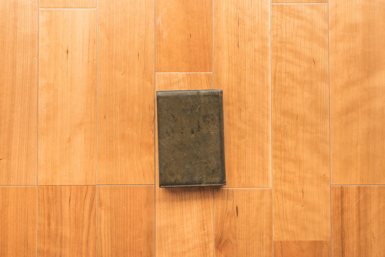 ブラックチェリー 床材
