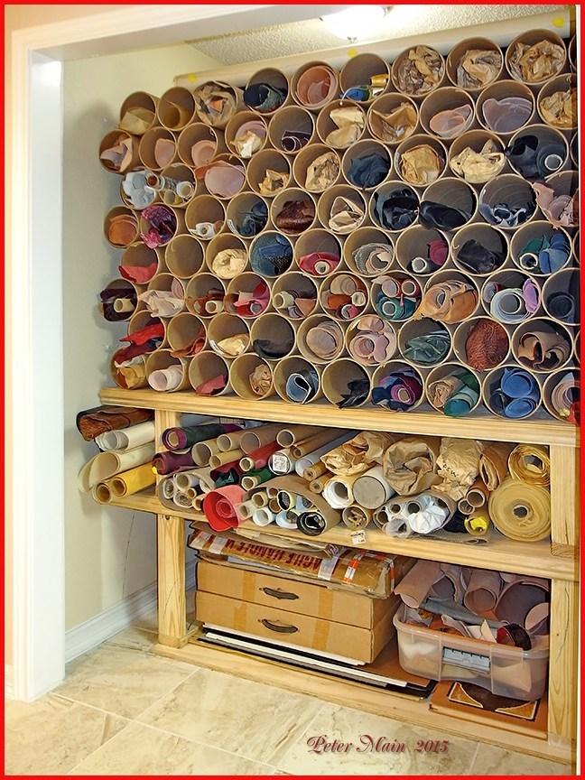 革の保管方法