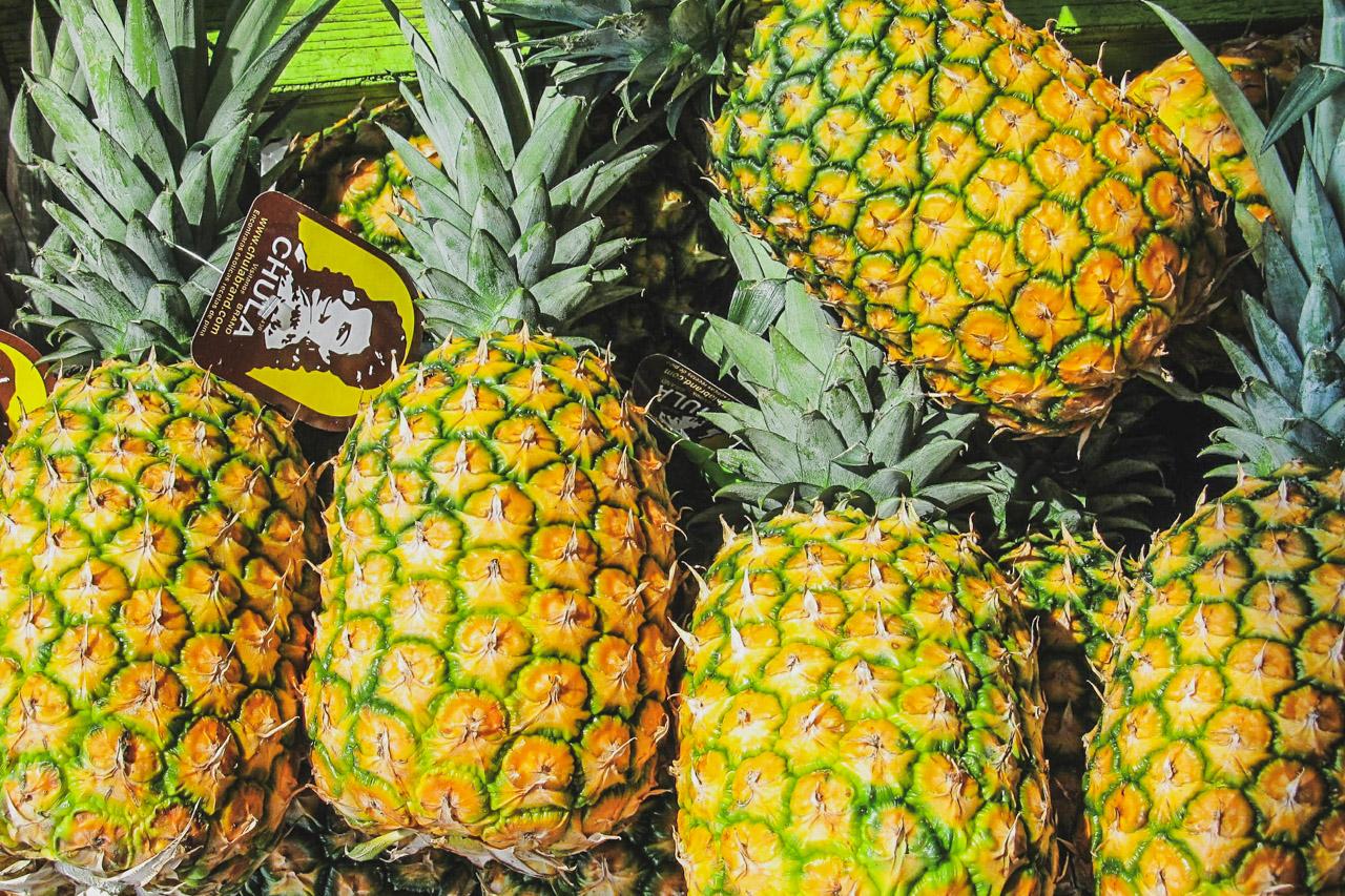 パイナップル由来のヴィーガンレザー